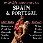 Midlife Madness in Spain